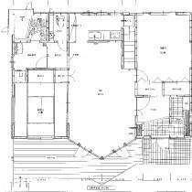 おすすめ建築プラン例1F(間取)