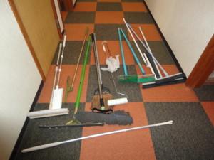 掃除道具 (2)