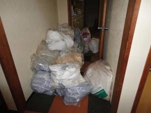 ゴミ袋 (2)