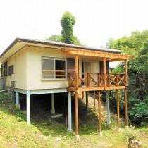 【那須高原別荘】小川の見えるリフォーム済みの3LDK。【ドッグラン】