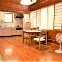 【リフォーム済み】森の中の隠れ家!!那須高原の四季折々の景色を楽しめます。【500万円以下】